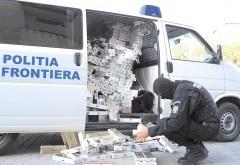 Razie in Ploiesti si Floresti, pentru depistarea contrabandistilor de tutun