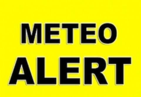 Avertizare METEO - Cod galben de ploi și vânt în patru județe din țară
