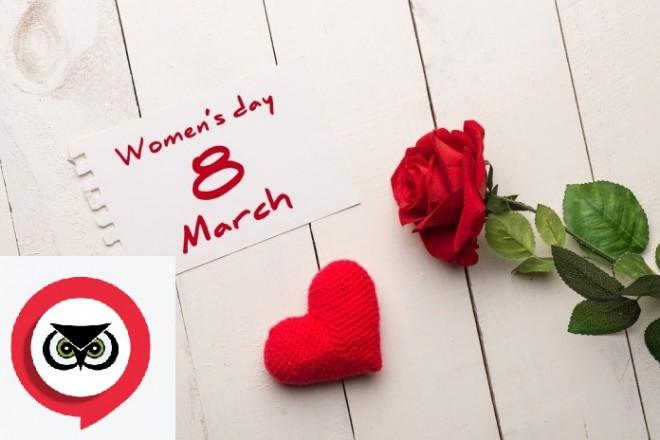 La multi ani, fetelor cuminti, dar mai ales celor obraznice, de 8 Martie, din partea Gossip!