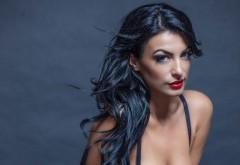 "Cora Andreea Marin, ploieşteanca rea din telenovela ""Sentiment latin"""
