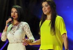 Andra, fiica artistei ploieștence Nico, PRIMA APARIȚIE TV. A cântat pe scenă alături de mama sa VIDEO