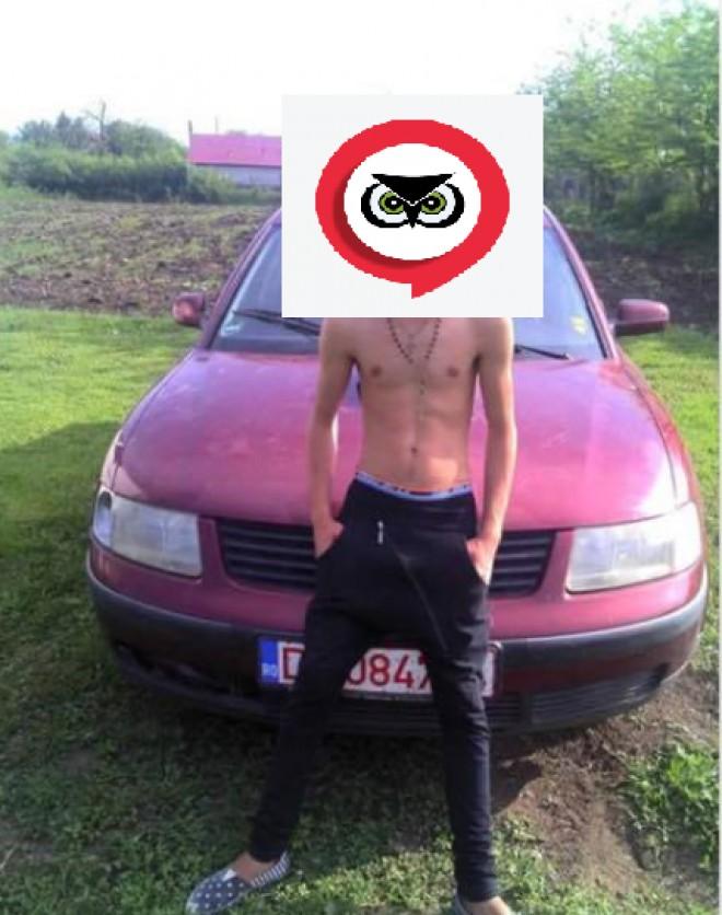 Am descoperit un nou SPECIMEN de ADOLESCENT: Ionuț Vipera Sentimentală
