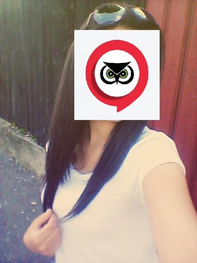 SELFIE-ul NUD este la modă! Poze XXX cu o elevă din Colegiul Economic din Ploiești