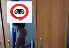 """Denisa din Ploieşti iese cu posteriorul la înaintare: """"Se laudă că poate seduce orice bărbat cu fundul ei"""" FOTO"""