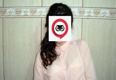 """O fostă elevă din """"Toma Socolescu"""", descoperită de colegi pe un site pentru adulţi. Ce poze au găsit acolo +18"""