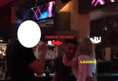 NUCLEARA!!! Fotbalistul Hamza Younes prins in timp ce-si insela sotia gravida, in clubul Sky/ FOTO EXCLUSIVE