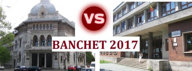 """Banchet 2017 """"I.L Caragiale"""" vs. """"Mihai Viteazul"""". Cine s-a imbracat mai frumos? Gossip prezinta TOPUL celor mai frumoase eleve!"""