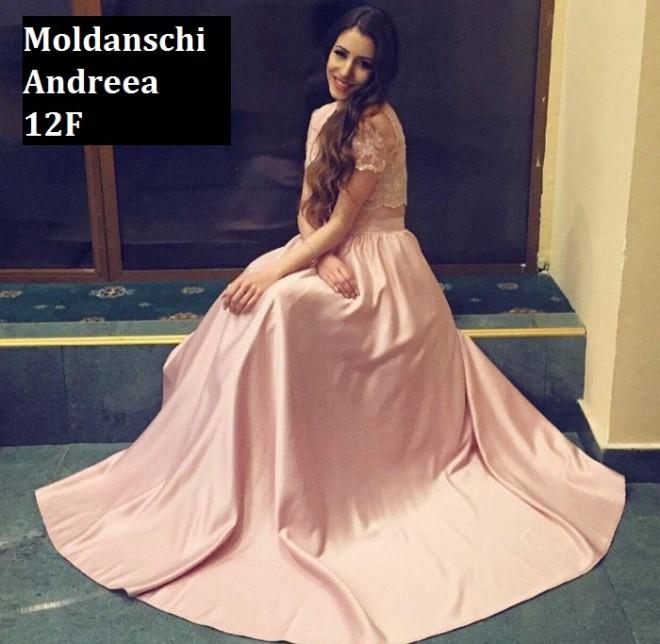 Topul celor mai frumoase eleve de-a 12-a din Ploiesti. Episodul 3: Andreea Moldanschi (I.L.Caragiale)