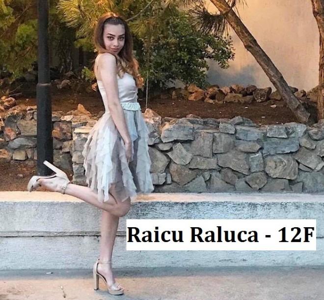 Topul celor mai frumoase eleve de-a 12-a din Ploiesti. Episodul 6: Raluca Raicu (I.L.Caragiale)