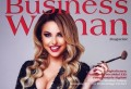 Ploieşteanca Andreea Rădulescu a apărut pe coperta Business Woman. Felicitări!