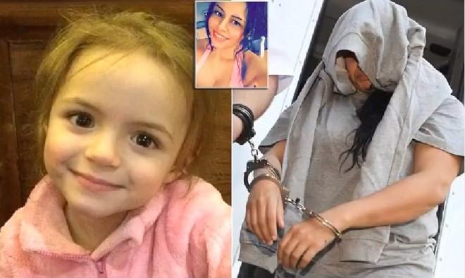 Crimă înfiorătoare! Mama și-a înecat fetița de 4 ani, apoi i-a dat foc pe măsuța de cafea
