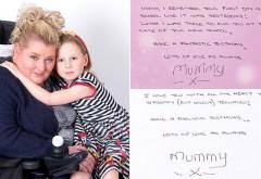 O mamă a aflat că va muri în curând. Ce a făcut pentru fiica ei de 5 ani. O poveste tulburătoare
