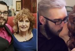 Un tânăr de 19 ani a renunțat la iubita lui de 77 ani pentru a se căsători cu o femeie în vârstă de 72 ani
