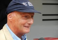 Niki Lauda, legendarul pilot de Formula 1, a încetat din viață