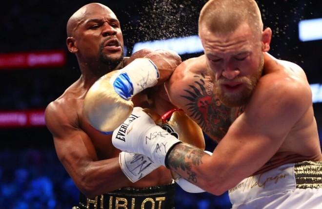 Floyd Mayweather depășește orice imaginație! Suma ULUITOARE pe care o cere pentru a intra în ring cu McGregor și Nurmagomedov