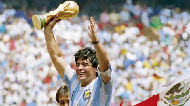 """Ultima dorință a lui Diego Maradona: """"După, a început să râdă în hohote"""""""
