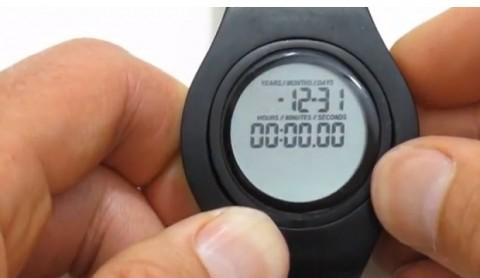 Uită-te la ceas şi află cât mai ai de trăit. INVENŢIA care îţi va da coşmaruri