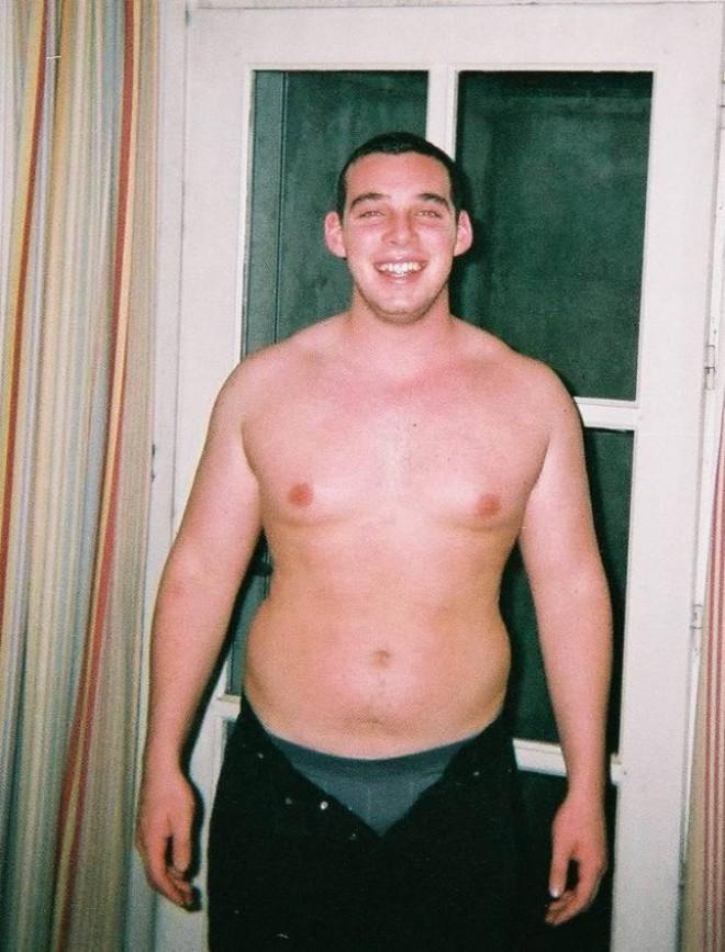 Avea 110 kilograme si ii se spunea Grasul. Transformare incredibila! Acum arata ca David Beckham!