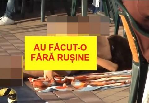 Două lesbiene AU FĂCUT-O, în public, printre clienții de la piscină | VIDEO 18+