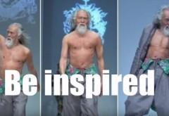 Nimic nu este imposibil! Cum arată bărbatul care la 80 de ani a devenit manechin
