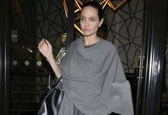 Angelina Jolie a ajuns piele si os! Cantareste cat un copil: 35 de kilograme!
