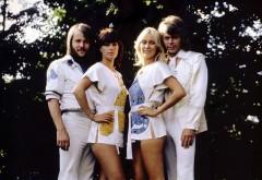 Trupa ABBA s-a reunit la un restaurant Dumnezeule mare cum au trecut anii! Ce frumoși erau în tinerețe și cum arată acum membrii legendarei formații! GALERIE FOTO