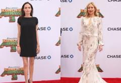 Angelina Jolie, mesaj dur pentru presupusa iubită a lui Brad Pitt:,,Kate Hudson, ia-ţi mâinile de pe soţul meu!''
