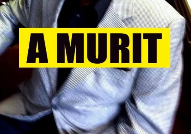 """Au anunțat decesul celebrului CÂNTĂREȚ: """"a murit în această dimineață la 6.45..."""" Soția lui e devastată"""