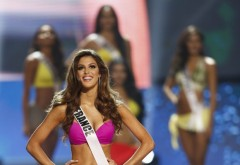 Frantuzoaica Iris Mittenaere a fost aleasa Miss Univers. Cum arata cea mai frumoasa femeie din lume.