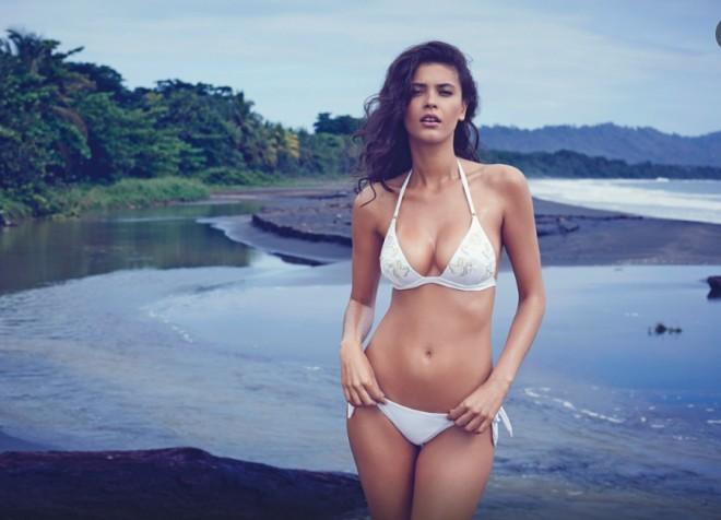 Splendoare braziliană: bărbații sunt înnebuniți după ea! E comparată cu un fotomodel celebru