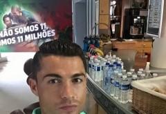 Ce sumă i-ar fi dat Cristiano Ronaldo unei femei pentru a scăpa de acuzaţia de viol