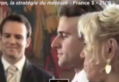 Imagini INEDITE de la nunta lui Macron: Cum arăta Prima Doamnă când s-a căsătorit cu fostul elev