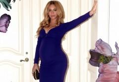 Beyonce a pozat goală! Cum arată fără haine artista însărcinată cu gemeni