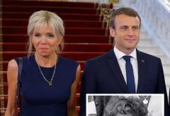 Au trecut 10 ani de cand s-au casatorit, dar pozele astea abia acum au aparut. Cum arata Brigitte in tinerete, atunci cand Macron s-a indragostit nebuneste de ea