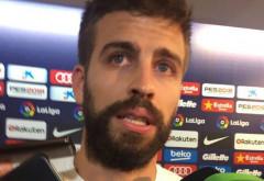 """După ce s-a zvonit că Pique şi Shakira se despart, fotbalistul a făcut anunţul cu lacrimi în ochi:""""Sunt gata să părăsesc..."""""""
