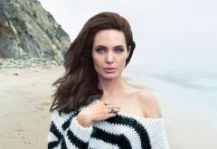 Nu mai arată așa! Angelina Jolie și-a schimbat look-ul, pentru prima oară în ani de zile! Doamne, cât de frumoasă poate fi!