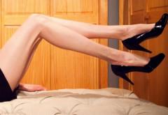 Cum arată femeia cu CELE MAI LUNGI picioare din lume /FOTO-VIDEO Guinness Book