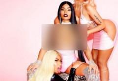Nicki Minaj RUPE INTERNETUL ÎN DOUĂ cu o apariție demnă de FILMELE PENTRU ADULȚI. Se vede TOT - FOTO