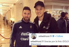 "Ce s-a intamplat dupa ce un ""fan"" si-a postat aceasta poza. Messi a intrat si i-a comentat. Ce i-a scris"