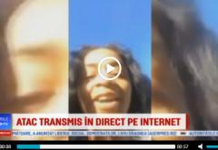 Femeie împușcată în timp ce transmitea live pe Facebook. Altercația a avut loc în plină stradă