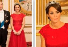 De ce Kate Middleton are voie să poarte tiara, iar Meghan Markle nu