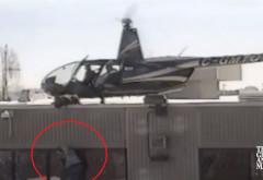 """""""Tantalaul si gogomanul"""" incearca sa evadeze din inchisoare cu elicopterul! Au uitat un singur detaliu"""