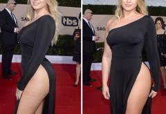 A șocat pe toată lumea! Celebra blondă, fără lenjerie intimă la ultimul eveniment monden Fotografiile fac înconjurul lumii. S-a văzut tot! VEZI POZELE