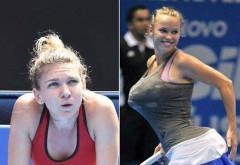 """Totul despre adversara Simonei Halep din finala Australian Open Caroline, maratonista care pozează nud. Imaginile cu """"papuşica"""" Wozniacki complet goală"""
