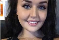 Fata din imagine avea 17 ani şi i-a trimis un mesaj din greşeală iubitului. La scurt timp s-a sinucis! Ce scria în SMS