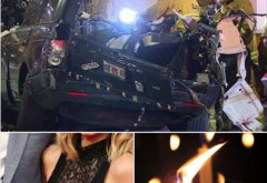 Tragedie in lumea mondena! Un cunoscut sportiv si sotia lui, prezentatoare TV, au murit intr-un accident cumplit
