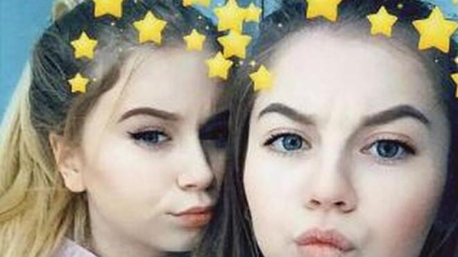 """""""BALENA ALBASTRĂ"""" revine: Două surori s-au aruncat de la etajul 10 şi au filmat un mesajul pentru familie (VIDEO)"""