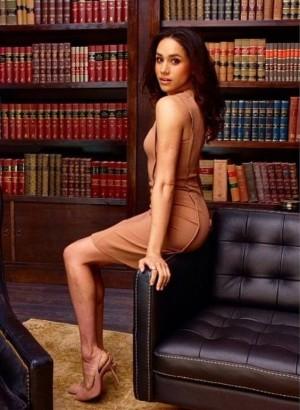 Meghan Markle, goală!  Fotografiile incendiare cu soția Prințului Harry, care fac ocolul internetului