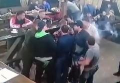 Atenție, imagini șocante! Mafiot important, asasinat în timpul unei petreceri. VIDEO