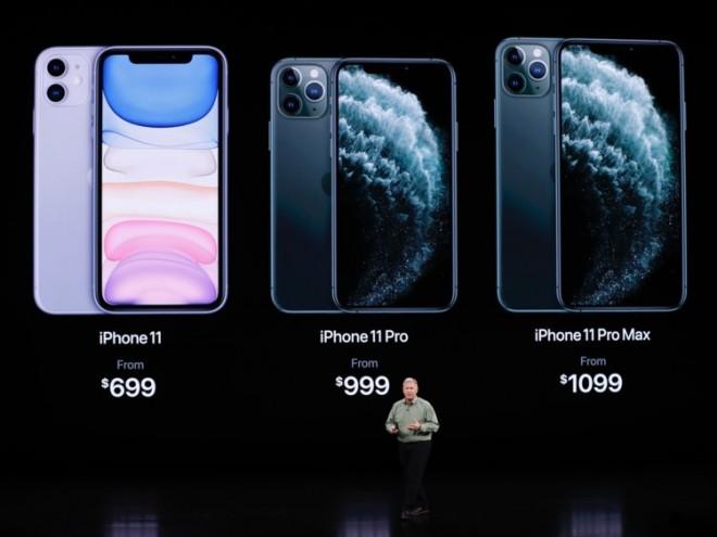 Apple a lansat noile modele iPhone 11, iPhone 11 Pro şi iPhone 11 Pro Max. Cum arată acestea/ FOTO